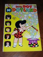 LITTLE DOT DOTLAND #54 (1972) NM- cond. LITTLE LOTTA RICHIE RICH app.