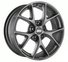 18 Zoll BBS SR 8.0x18 5x120 et44 matt/grau BMW 3er Limosine E46