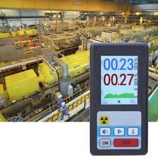 Strahlenmessgerät Geigerzähler Strahlungsdetektor LCD Dosimeter Gamma X Meter ??