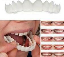 Magic Cosmetic Denture Teeth Brace Set Temporary Smile Comfort Whitening Cover