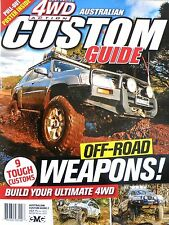 4WD Action Australian Custom Guide 2 Magazine - 20% Bulk Magazine Discount