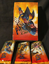 1995 FLEER ULTRA X-MEN Binder Empty