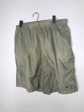 Mens Nike Dri Fit Swimwear Swim Trunks Size Extra Large (XL) Green - Drawstring