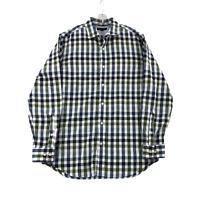 Banana Republic Men's Non-Iron Tailored Slim Fit Button Down Long Sleeve Shirt L