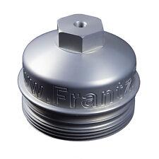 Aluminum 6.0L and 6.4L Powerstroke Oil Filter Cap by Frantz Filters