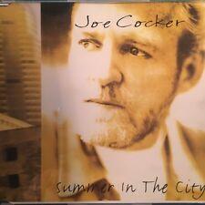 Joe Cocker - Summer In The City 4 Track CD Single (1994) Mint