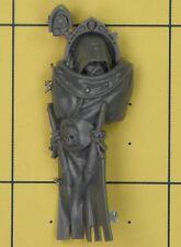Warhammer 40K SM Dark Angels Deathwing Command Robed Terminator Torso Front (E)