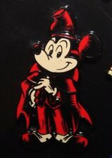 Disney 2017 Halloween Character Costume Booster Pin Mickey Dracula Vampire Only