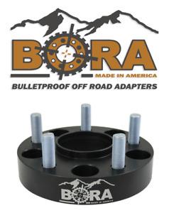 "BORA wheel spacers Geo Tracker 2.0"", 5x5.5 bolt pattern, PAIR (2) USA MADE"