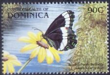 Red-spotted Purple, Butterflies, Insects, Dominica 1999 MNH