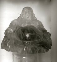 Dickbauch Buddha Hotai Fluorit Edelstein c1323 gr