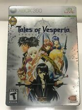 Tales of Vesperia Xbox 360 Special Edition Steelbook W/Game ONLY~ FAST SHIPPING!