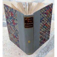 LES MARIAGES DE PROVINCE par Edmond ABOUT Mainfroi, La fille du Chanoine... 1900