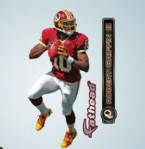 Robert Griffin III Life Size Wall Decal