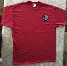 Jimi Hendrix T-Shirt Size XL-Custom Made W/Sewn Patch-JERZEES-BRAND NEW-NICE!