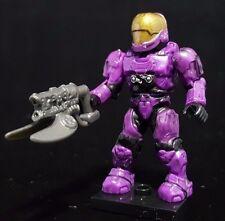 Mega Bloks Halo Series 4 S4 96978 Purple UNSC Eva Spartan