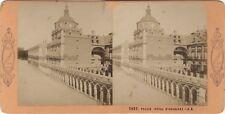 Palais d'Aranjuez Palais Royal 2632 Espagne Photo J. Andrieu Stereo Vintage
