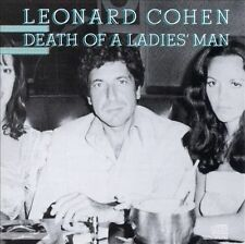 Death of a Ladies' Man by Leonard Cohen (Vinyl, Mar-2012, Music on Vinyl)