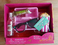 Our Generation Matinee Munchies Accessories NEW