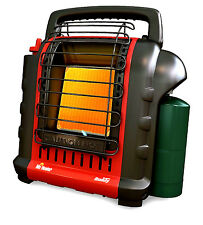 Mr. Heater Buddy Indoor-Safe Portable LP Gas Propane Heater 4,000-9,000-BTU Kit