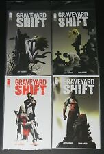 Image Comics Graveyard Shift 1 2 3 4 NM FREE SHIPPING Complete Set