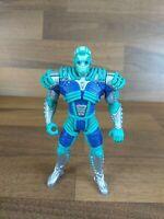 Kenner Batman & Robin Deluxe Ice Terror Mr Freeze Action Figure - DC Comics 1997