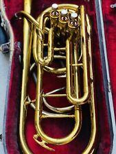 Rare Vintage King valve  trombonium  trombone Bb