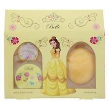 Disney Belle Eau de Toilette 50ml & 3D Soap 50g Gift Set Children's