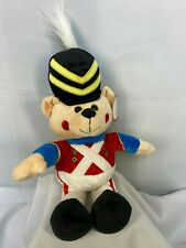 The Radio City Rockettes SOLDIER BEAR BEANIE NEW CHRISTMAS OFFICIAL MERCHANDISE
