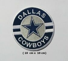 Dallas Cowboy  NFL Sport Logo Embroidery Patch Iron and sewing on Clothes