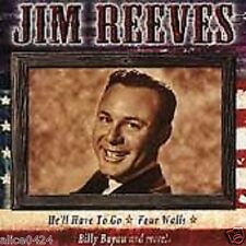 All American Country Jim Reeves  Anna Marie, Billy Bayou, I Won't Forget You