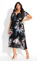 New with Tags CITY CHIC Angel Wing Dress - size 14 - size XS - RRP $129.95