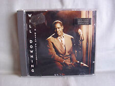 Will Downing- A Dream Fulfilled- ISLAND 1991- Made in Germany