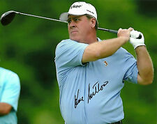Hal Sutton Hand Signed 8x10 Photo Autograph Golf PGA