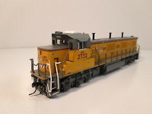 Atlas TrainMan HO Union Pacific Genset 204 NRE with MRC DCC & SND