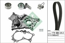TIMING CAM BELT KIT + WATER TOYOTA COROLLA AVENSIS RAV 4 2.0 D-4D DIESEL