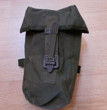 Olive Green PLCE 58 Water Bottle Canteen Webbing Pouch - Used