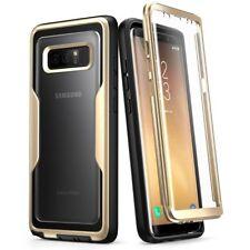 SAMSUNG Galaxy Note 8 costruito In proteggi schermo anti goccia Cover DUAL LAYER