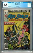 Red Sonja #7 (1978) CGC 8.5 OW/W Pages   Roy Thomas - Frank Thorne