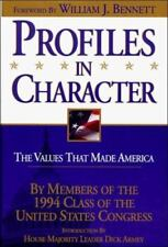Profiles in Character-The Values That Made America-Free Shipping