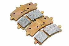 2x Pairs of Brembo Racing M497 Z04 Brake Pads for Ducati Panigale M50 calipers