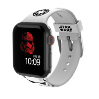MobyFox Star Wars Stormtrooper Apple Watch White 42mm, 44mm Band ST-DSY42STW2002