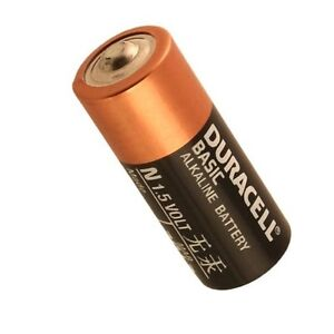 10X Lady N LR1 MN9100 910A Batterie DURACELL lose 1,5V