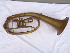 Tuba Horn Oswald Wolfram Markneukirchen