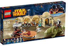 LEGO Star Wars 75052 Mos Eisley Cantina -GREEDO~BITH MUSICIAN~DEWBACK~NEW~SEALED