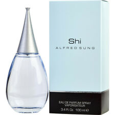 Alfred Sung Shi (Tester) Fragrance for Women 100ml EDP Spray (New) - (No Cap)