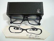 Lisa Loeb Eyewear Fairytale C1 Denim Blue Eyeglasses Rx-Able Frame