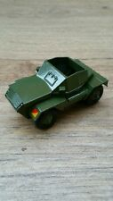 Dinky Toys 673 Scout Car By Meccano Ltd Smooth Tyres Mint !!