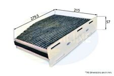 Comline Cabin Pollen Interior Air Filter Fits Audi Seat Skoda VW INR225