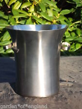 """French stainless steel """"GUY DEGRENNE"""" champagne/ ice bucket (003491)"""